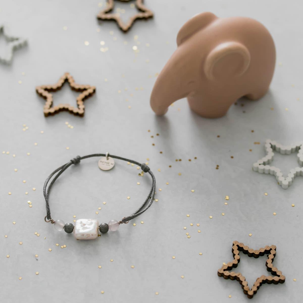 Bracelet Enfant «Perles de Culture»