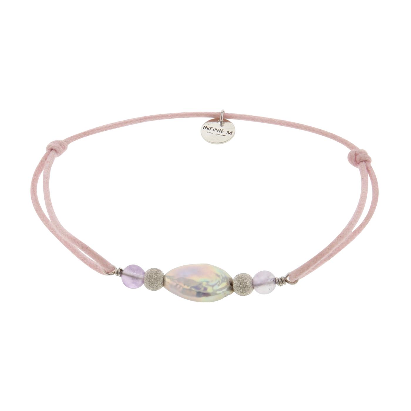Bracelet voeu «Lyra»