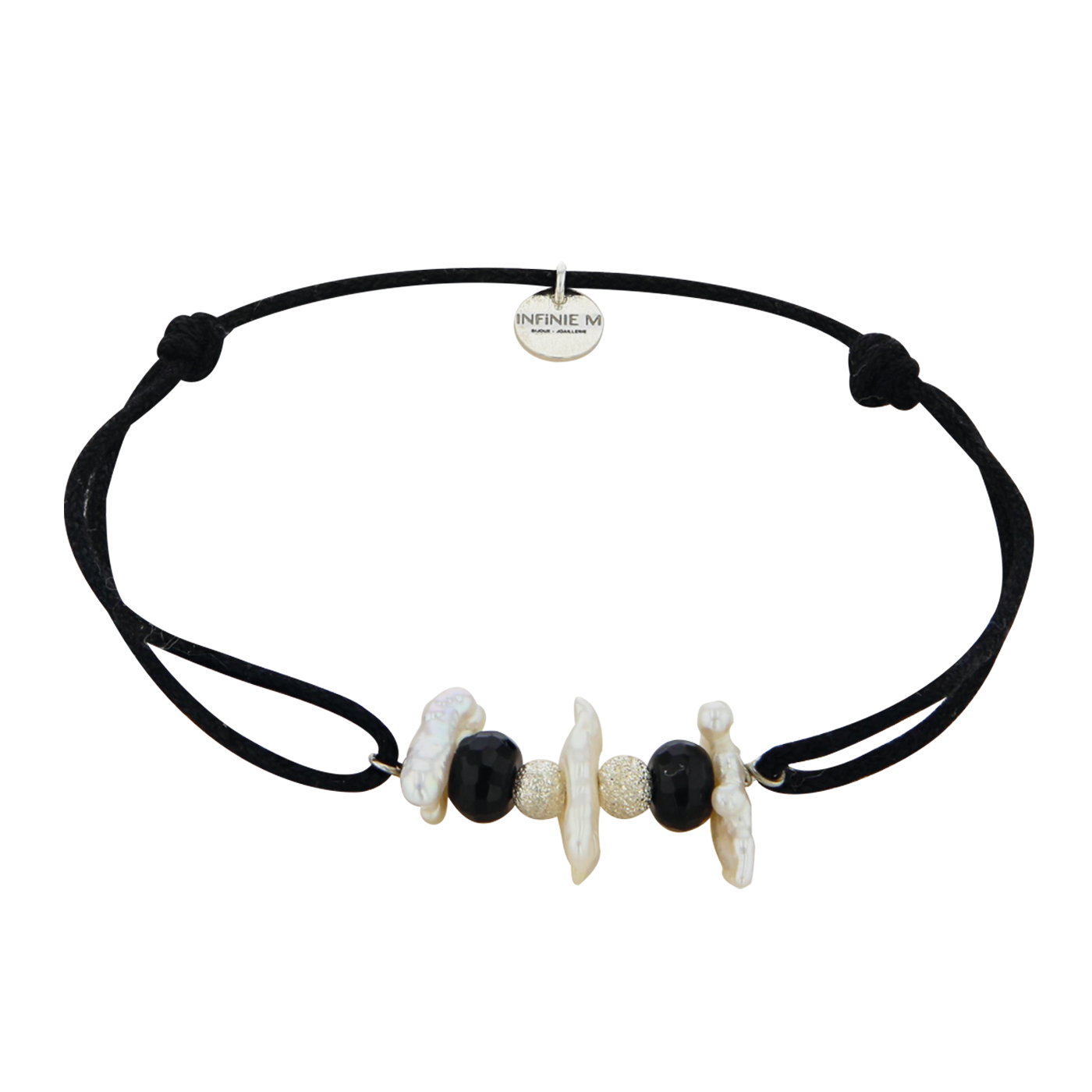 Bracelet voeu «Couronne Boréale»